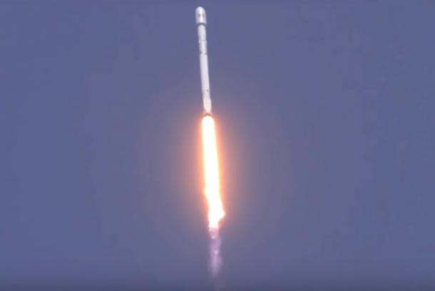 SpaceX Lands A Reused Rocket