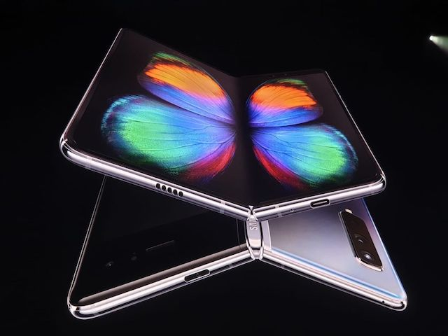 The Galaxy Fold is Here!